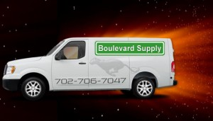 Boulevard Supply Event Rentals Las Vegas Nissan NV2500