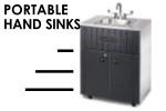 NSF Portable Hand Sinks Las Vegas