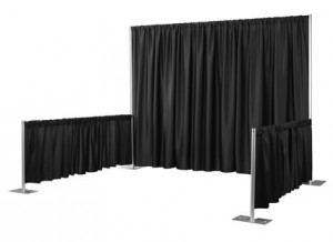 Pipe And Drape Rental Las Vegas