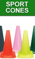 Plastic Sports Field Cones