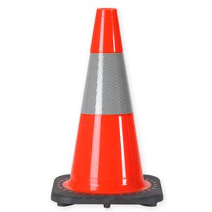 """18"""" Reflective Orange Traffic Cone"""
