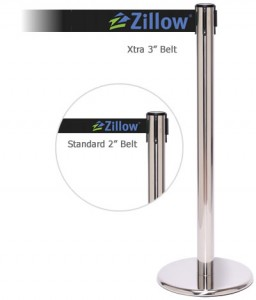 Queue Solutions Queue Pro 250 Stanchions