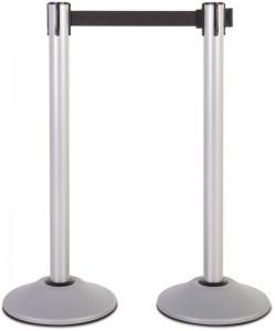 US Weight Indoor Steel Stanchions