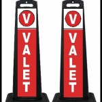 SSPB-V6-Valet-Parking-Sign