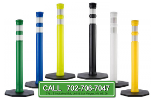Dome Top Traffic Delineators For Sale