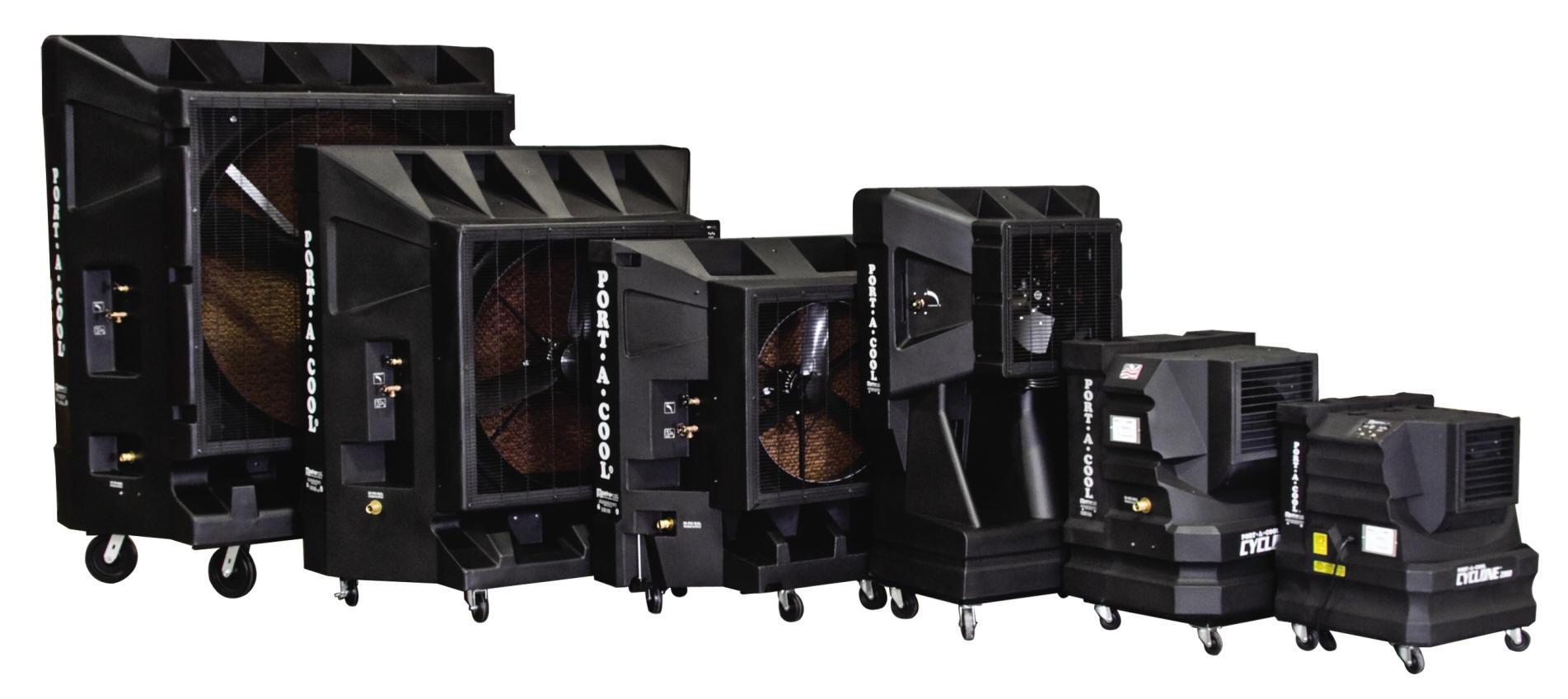 Evaporative Coolers #ACA51F