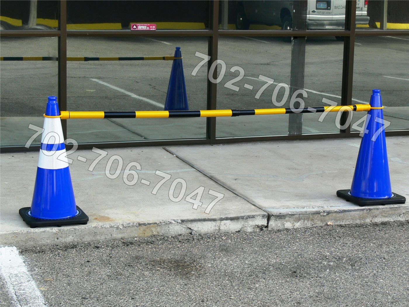 JBC Traffic Cone Bar Supplier