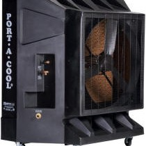 Port A Cool Evap Cooling Fans
