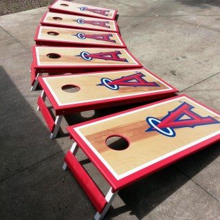 Order Custom Cornhole Boards