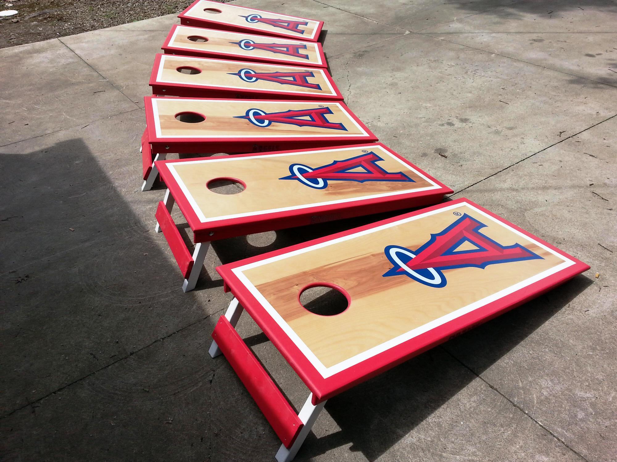 Cornhole Board Rental
