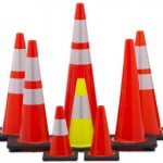 JBC Revolutions Series Traffic Cones