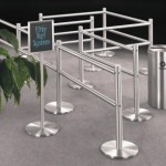 Portable and Permanent Railing Systems