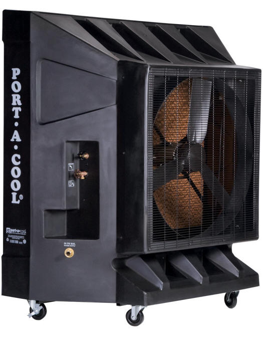 "Port-A-Cool 36"" Variable Speed PAC2K36HPVS"