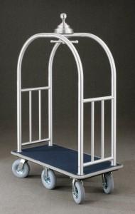 6 Wheel Bellman Luggage Cart
