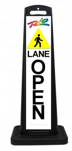 Valet Lane Open Sign Rio Las Vegas