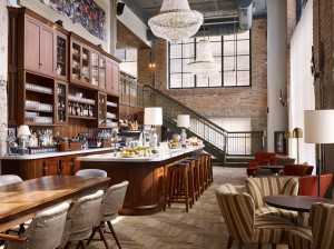 SOHO House Chicago Interior Photo