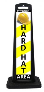 Portable Warehouse Safety Signs