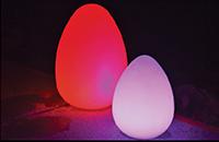 12 Inch LED Egg