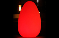 17 Inch LED Egg
