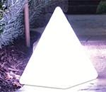 10 Inch LED Pyramid