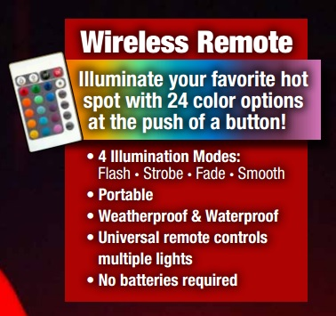 Remote Control LED Products