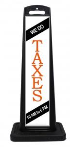 Tax Service Signs