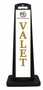 Westgate Resorts Las Vegas Valet Sign