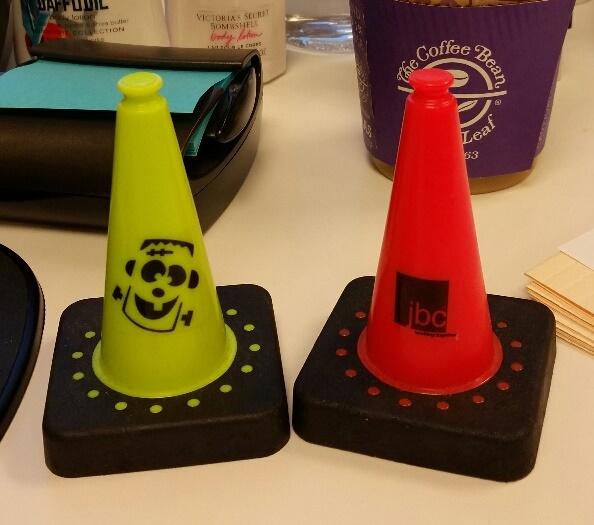 Promotional Mini Traffic Cones