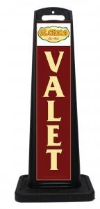 El Cholo Valet Sign
