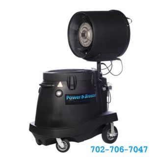 Power Breezer Industrial Fan Sales