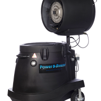 Power Breezer Evaporative Misting Fan