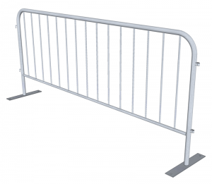 Crowd Control Pedestrian Event Bicycle Barricade Rental