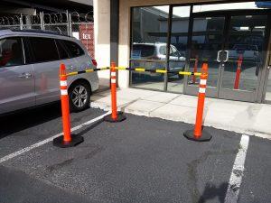 Event Barricade Rental Las Vegas