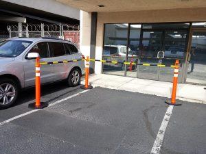 Line Barricade Rental Las Vegas