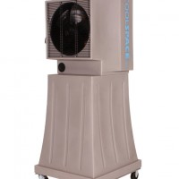 18 Cool Space Tall Evaporative Cooling Fan