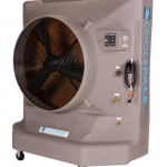 CoolSpace CS-36-VD Evaporative Cooling Fan 36 Inch Mister