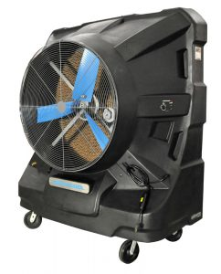 Evaporative Cooler For Airport Use