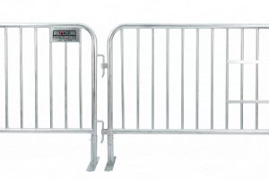 Interlocking Steel Barricades