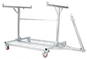 Sonco Event Barrier Cart