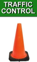 Traffic Cones and Traffic Control Equipment Supplier