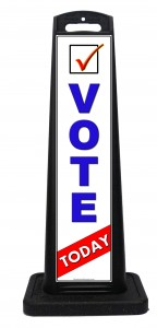 Vote Here Today Signs For Sale