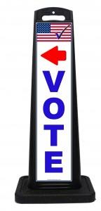 Portable Outdoor Vote Signs