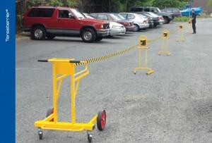 Tensabarrier Advanced Pedestrian Barricade