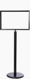 22x14 Horizontal Portrait Sign Stand