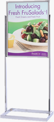 22x28 Single Frame Sign Holders Poster Stand