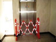 Expandable Maintenance Safety Barricade