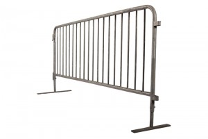 Steel Crowd Control Barricades