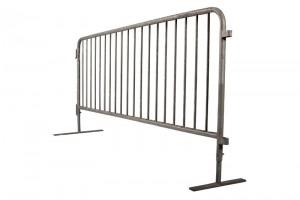 Steel Crowd Control Barricades
