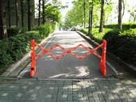 Temporary Road Closure Barricades