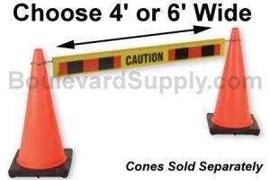 Emergency Traffic Control Barricades
